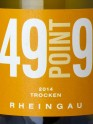 49point9 Riesling Barrique