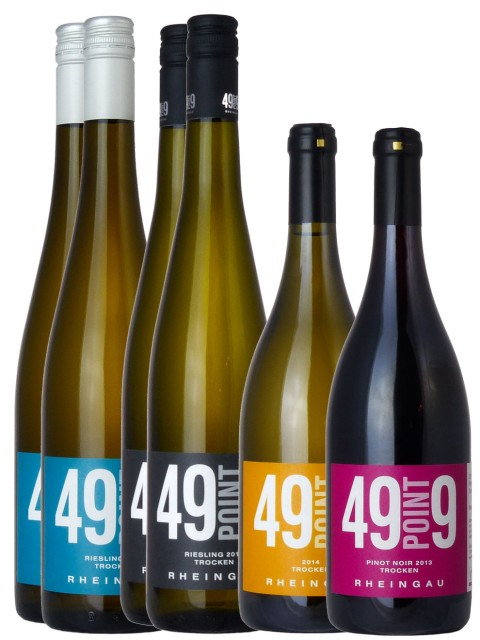49point9 wein probierpaket