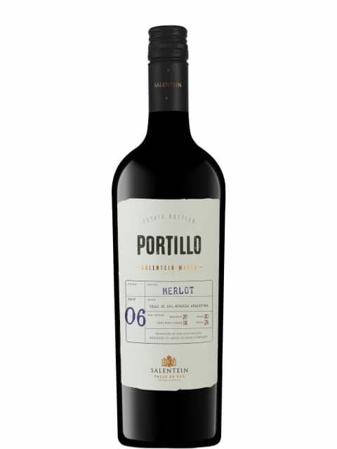 Bodega Salentein Portillo Merlot trocken 2017